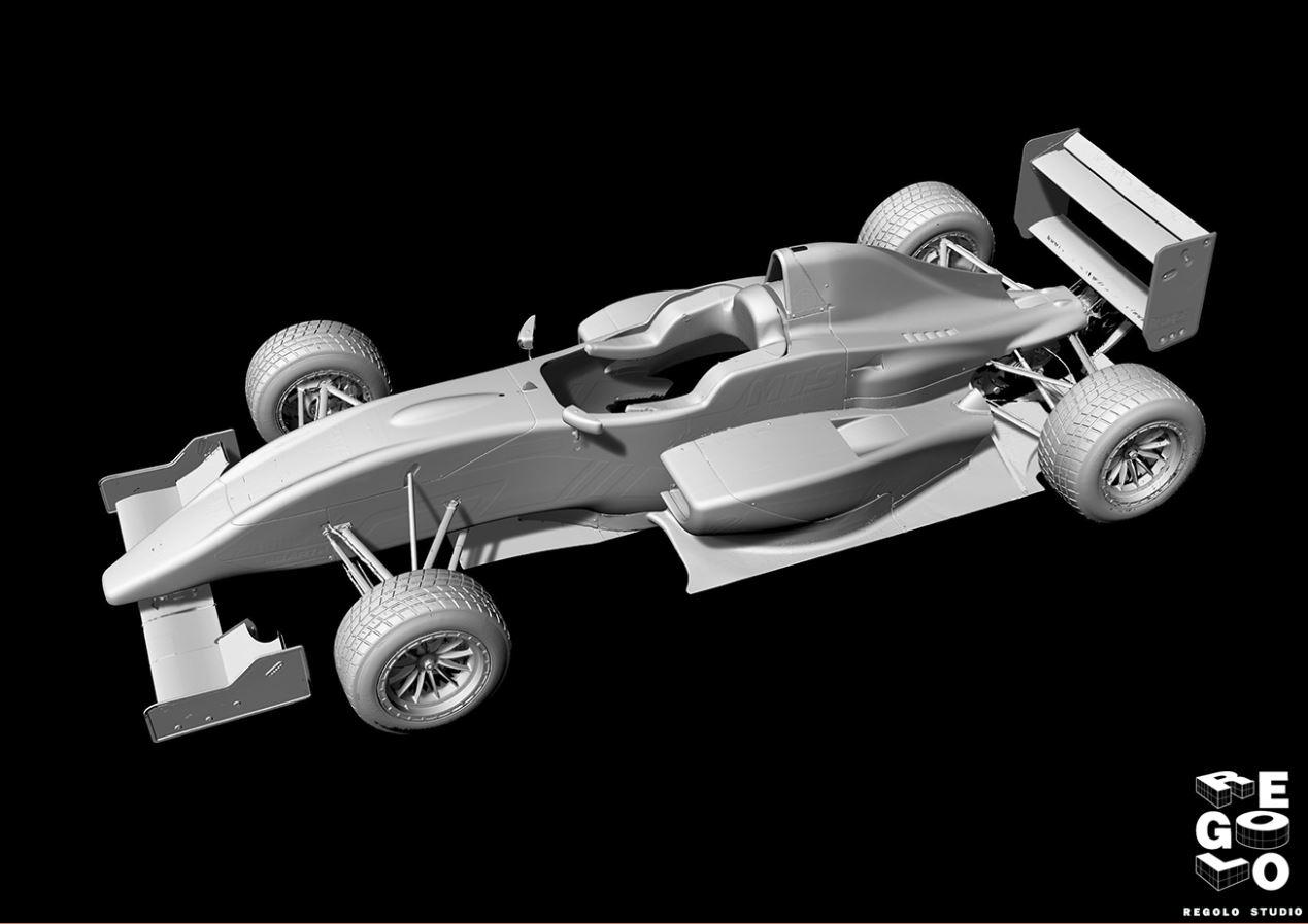 Reverse Engineering Automotive Formula3