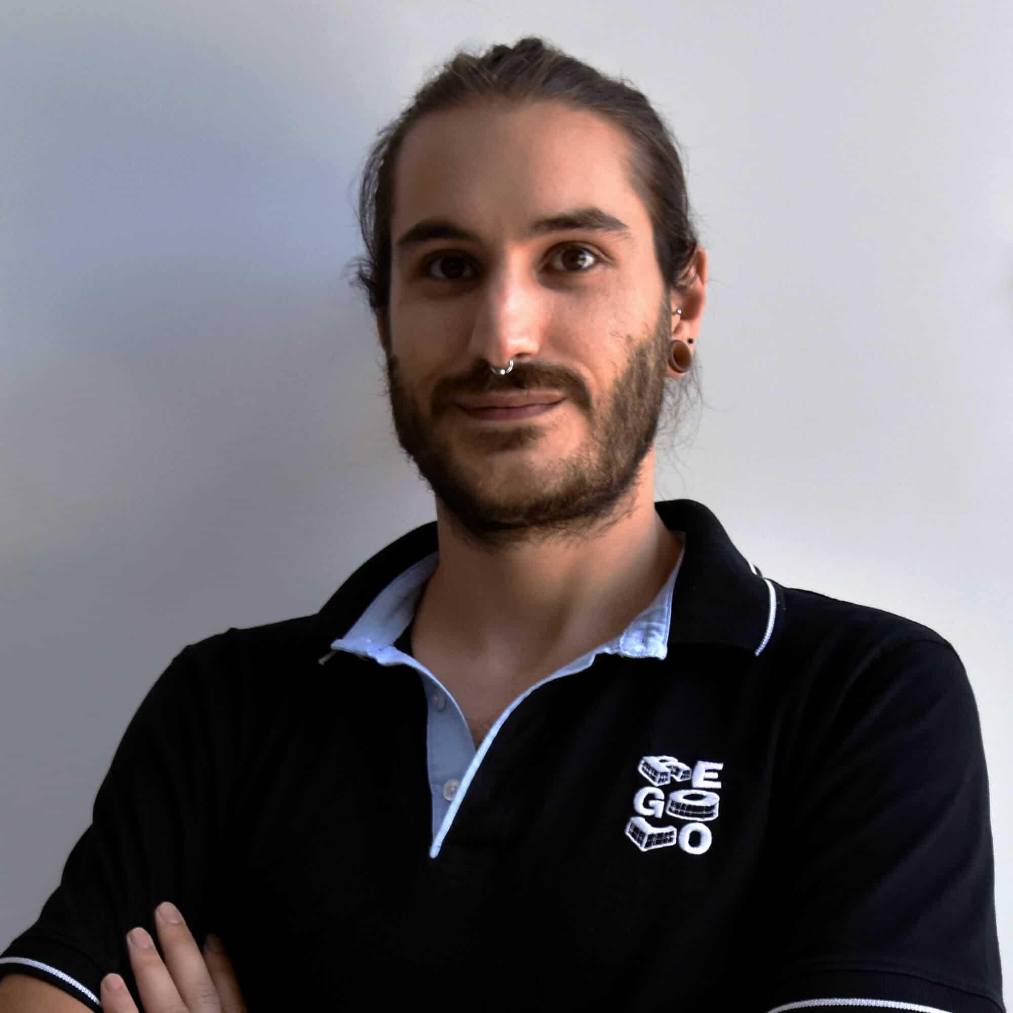 Luca Cappelli disegnatore tecnico CAD/CAM presso Regolo Studio